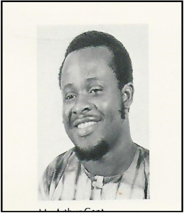 Teacher Arthur B. Gant, Sr.