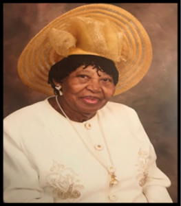 Mrs. Martha E. Carter Tolbert