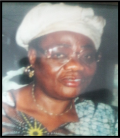 Ms. Louise M Gbedee